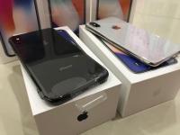 Apple iPhone X 4G Phone (64GB)