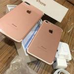 Apple iPhone 7 plus128gb Rose Gold Unlocked - Warranty