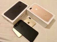 Kártyafüggetlen Apple iPhone 7 plus 32gb Eredeti - garanciával