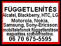 Alcatel fggetlents, szoftverfrissts, magyarts.